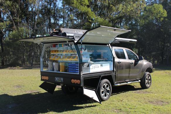 Aluminium Ute Canopies Brisbane Amp Gold Coast Custom