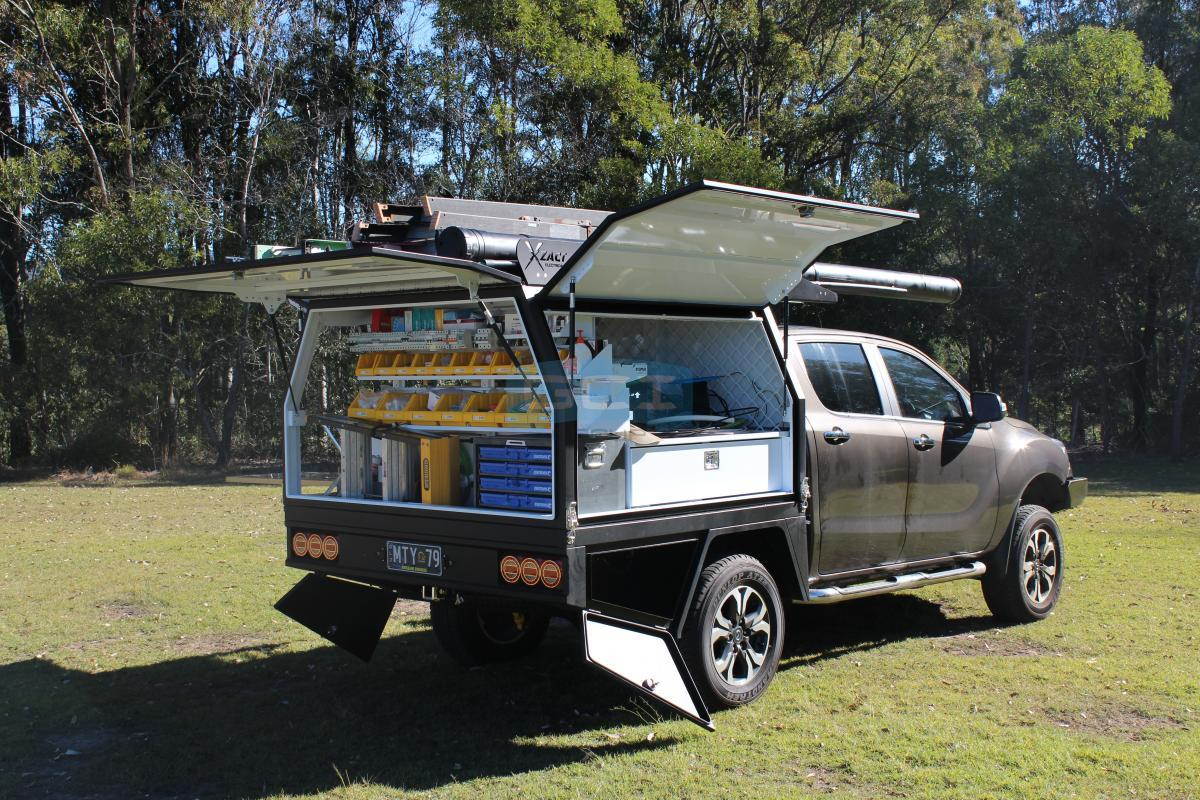 Aluminium Ute Canopies Brisbane Amp Gold Coast Custom